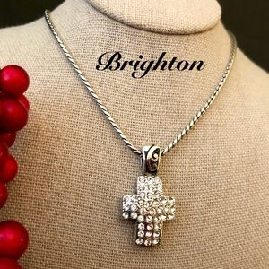 Brighton Reversible Cross Necklace